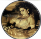 LIKE A VIRGIN - 1985 UK LP PICTURE DISC (WX 20P)